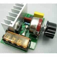 Регулятор переменного тока AC 50-220V 40A 3800w