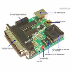 Программатор LPT Мониторов EP1120