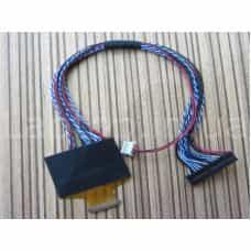 Кабель LVDS 40pin 0.4mm 6bit 2ch ipex 204747-40p