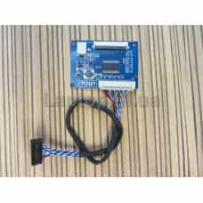 Переходник DF14-20 pin 8 бит LVDS на плоский шлейф FFC 50P
