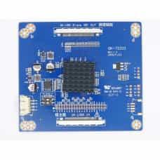 Преобразователь LVDS-v by One BH-7233-B 2К в 4К