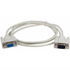 Нуль-модемный кабель литой 1,2м