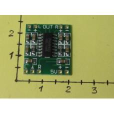 PAM8403 звуковой усилитель микро