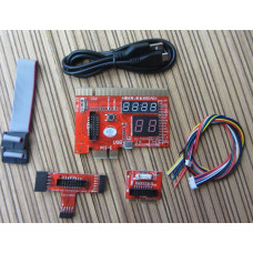 Post-плата  KQCPET6V5  PCI  PCI-E  LPC ноутбук MiniPCI-E