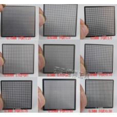 Шаблоны универсальные набор 9 шт 0.35-0.76 мм