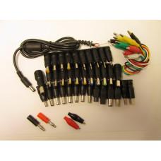 Набор переходников для ноутбуков DC 48 шт