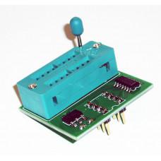 Переходник для программатора TL866 3,3 - 1.8 V
