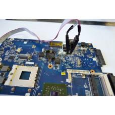 Шлейф прищепка SOIC8 SOP8 прошивка BIOS не выпаивая