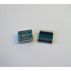 Переходник TSSOP8 на DIP8 242593 16P