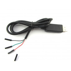 USB-COM конвертер адаптер PL2303HX TTL логика RS232