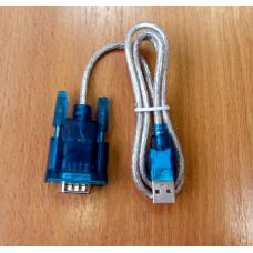 Переходник адаптер кабель USB-RS232 DB9 COM