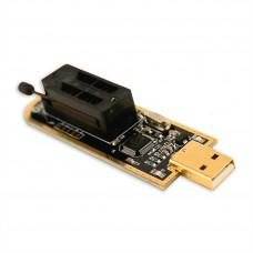 Программатор длля 24(I2c) и 25 (spi) серий USB Gold