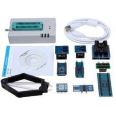 Программатор MiniPro II TL866CS  5 адаптеров 2 поколение