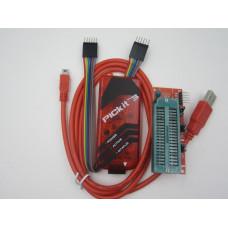 Программатор PIC KIT3 KIt 3.5+  микросхем памяти EEPROM и ключей KeeLOQ