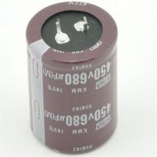 Конденсатор  680UF 450V 35X50 мм