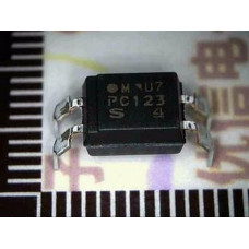 Оптопара PC123 SHARP