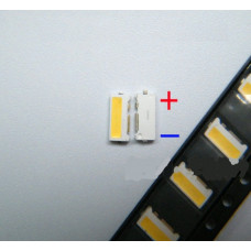 Светодиоды LED 3 вольт на Samsung   размер 7032