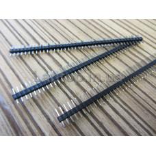 Контакты PLS c шагом 2.0мм 40 pin 2 мм 1 ряд