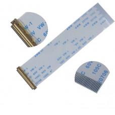 Шлейф ipex-20453  40pin-40pin -0.5MM шаг EDP