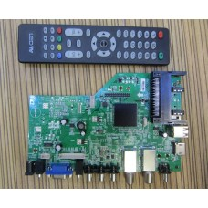 Скалер универсальный  ZL.VST.3463GSA.LB DVB-S2 DVB-C DVB-T2 rev.CI+