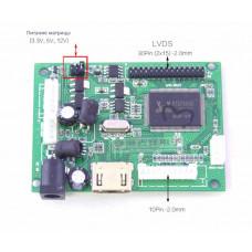 Скалер PCB800661 – RTD2660RTD2662 мини