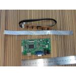 Скалер RTD2556-EDP-RQ8 HDMI/VGA  EDP