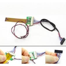 Кабель LED Panel-45P шаг 0.3MM LTL101AL06 LTN101al03