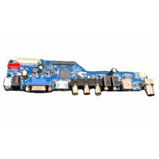 Универсальный скалер монитора CV56XL-L v53 USB AV HDMI