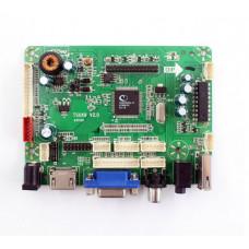 Скалер универсальный TSUX9 V2.0 VGA HDMI AV