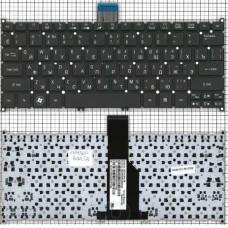 Клавиатура для ноутбука ACER (AS: S3, S5, V5; One: 756; TM: B1) rus, black, без фрейма