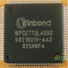 Микросхема Winbond WPCE773LA0DG (WPCE773LAODG) для ноутбука