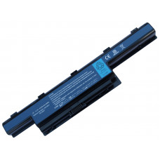 Батарея для ноутбука Acer AS10D31 (Aspire: 4551, 4741, 4771, 5252, 5336, 5551, 5552; TravelMate 5740, eMachines E442, E642 series) 11.1V 4400mAh, Blac