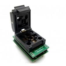 Переходник TQFP32 QFP32 к DIP32 IC программатора адаптер SA636