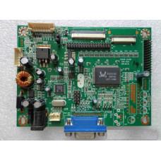Универсальный скалер RTD2533V  V2.0 TTL  для монитора