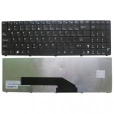 Клавиатура для ноутбука ASUS (K50, K51, K60, K61, K70, F52, P50, X5), rus, black 04GNV91KR