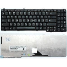 Клавиатура для ноутбука LENOVO (G550, G555, B550, B560, V560) rus, black