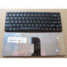 Клавиатура для ноутбука LENOVO (Y480, Y485) rus, black 25203195