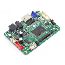 Скалер RTD2483  HDMI разрешение перемычками