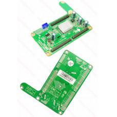 Преобразователь LVDS 60-120HZ  MST6M30KU V1 без кабеля