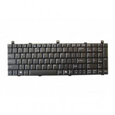 Клавиатура для ноутбука ASUS (K55 series) rus, black, без фрейма