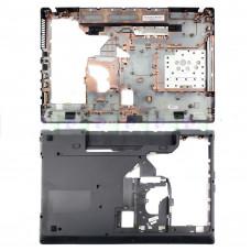 Нижняя крышка для ноутбука Lenovo (G770, G775), black