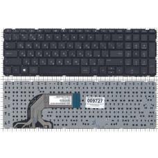 Клавиатура для ноутбука HP (Pavilion: 17-e series) rus, black