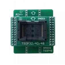 Адаптер NAND для Xgecu (MiniPro) TL866II+ / BGA63 / TSOP48 / NAND08